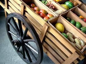 marchande de legumes